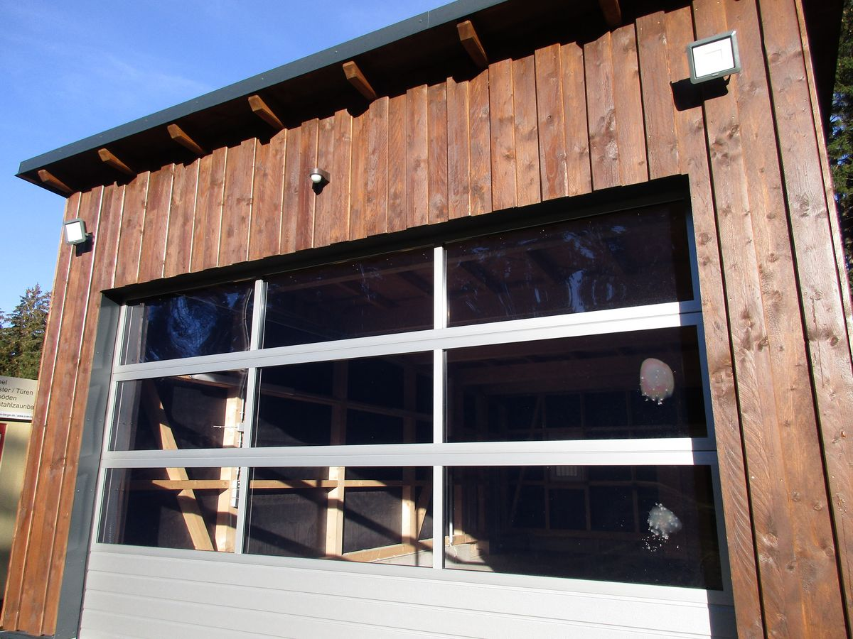 Garage Pistenbully Grünbach