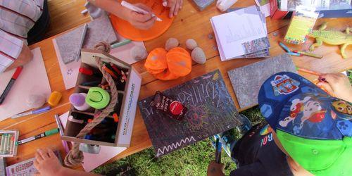 Kreative Kinder Stadtpark 2021