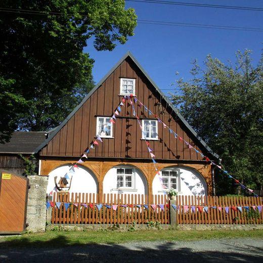 Ortsmitte Bergen
