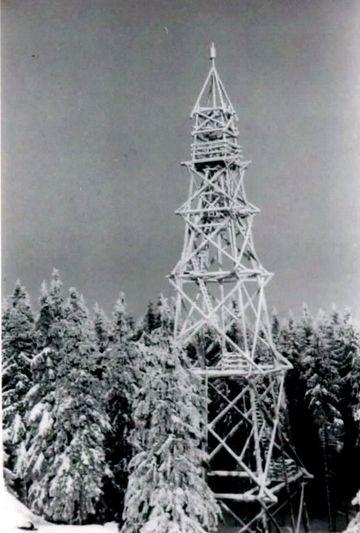 Turm am Wendelstein aus Archiv