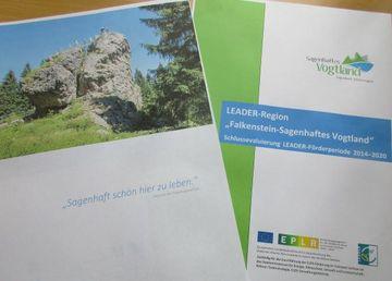 Bericht Schlussevaluierung LEADER Sagenhaftes Vogtland