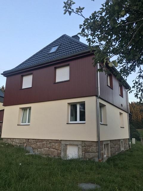 Familienhaus in Tannenbergsthal OT Gottesberg